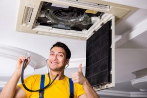 heating and ac maintenance