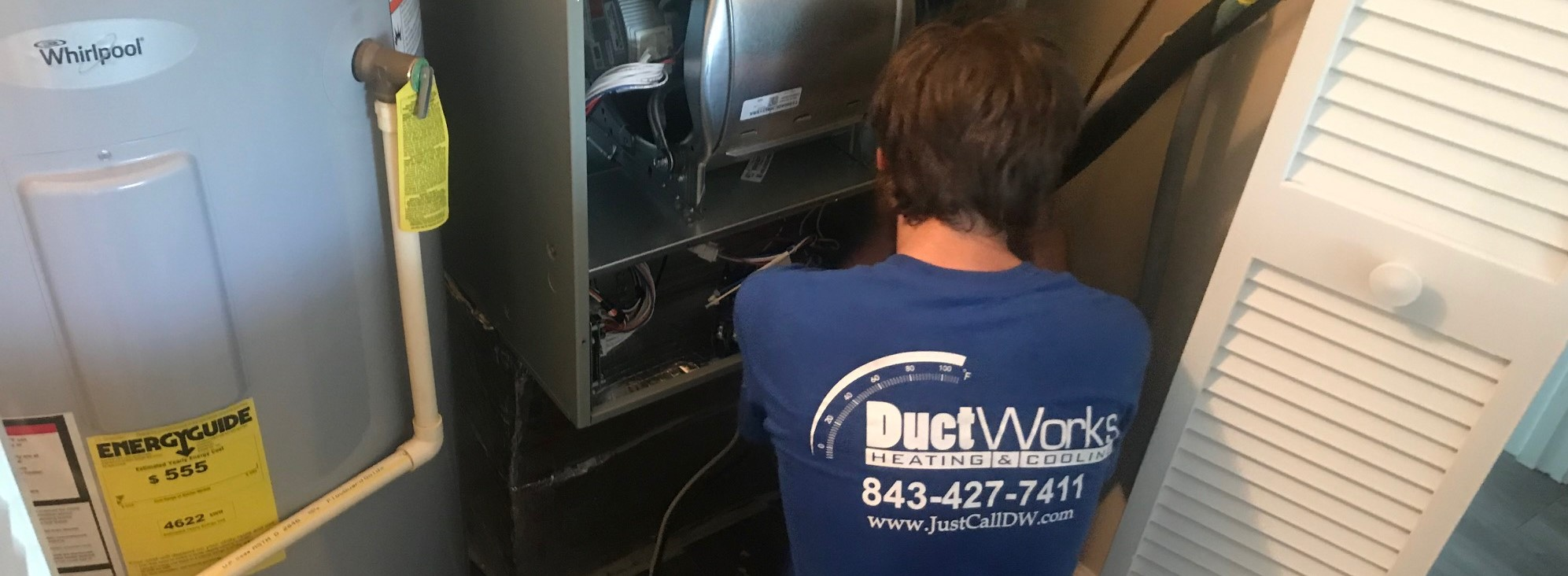 Heat Repair / Installation - Ductworks Heating and Cooling